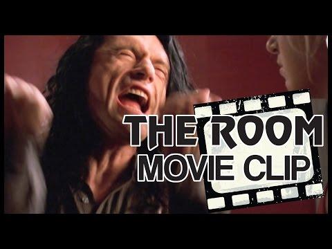 You're Tearing Me Apart, Lisa! - The Room (2003) - 4K (HD) Scene Clip