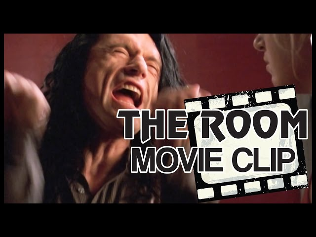 The Room - probably the best worst film ever made and I can