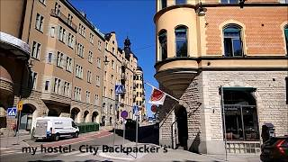 Solo visit Mumbai to Stockholm May 2018 ..Beautiful Sweden PART 1