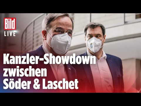 🔴 Bundestagswahl in Deutschland: Wird Laschet neuer Kanzler und Merkel Nachfolger?   BILD LIVE