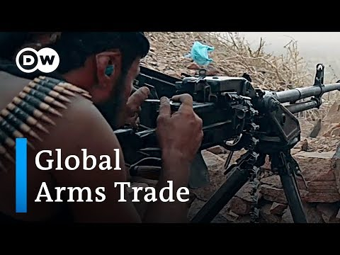 Investigation uncovers arms trade in Yemen war | DW News