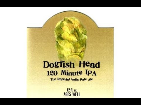 Dogfish Head 120 Minute IPA (18% ABV!) | Beer Geek Nation Beer Reviews Episode 257