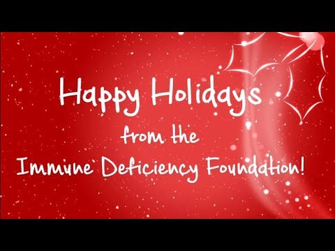 Happy and Healthy Holidays from IDF!