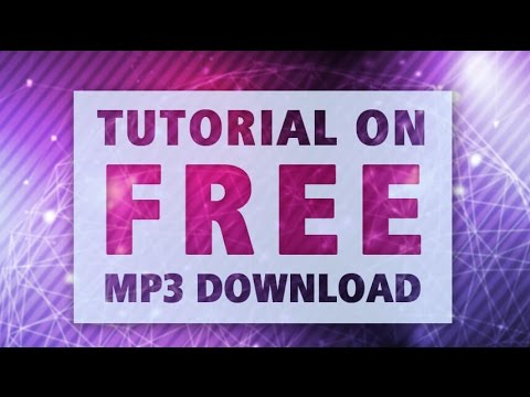 Tutorial on Free Mp3 Download - AmoyShare Free MP3 Finder