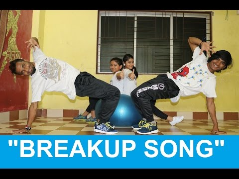 The Breakup Song - | Dance video In  | M-Zone Dance Studio