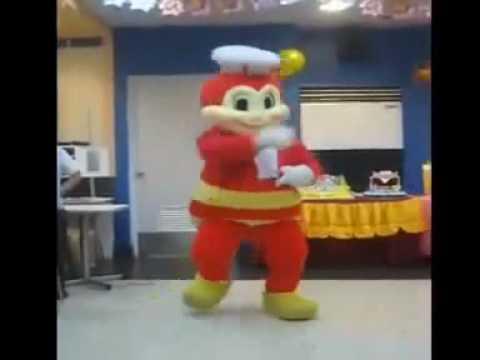 Suggestive Dancing Bee Mascot :D