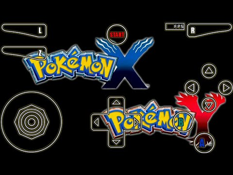 (10MB)Download & Play Pokemon Xy MoD Game On Android