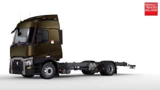 Renault Trucks T - 360° view