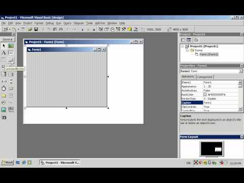 Microsoft Visual Basic 6 0