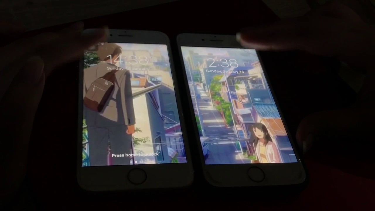 Part 2 君の名は Kimi No Na Wa Live Phone Wallpaper Your Name