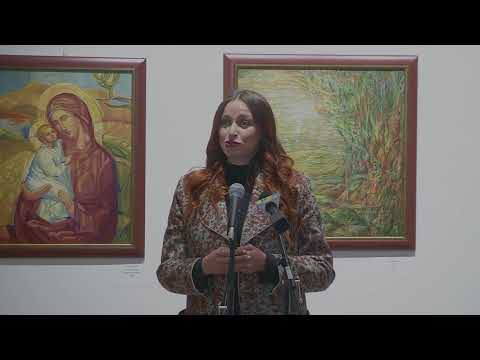 """PRESENCE"" Art Exhibition by Olja Fedoruk and Oksana Kami in UNM"