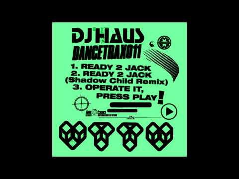 DJ Haus - Operate It, Press Play! - UTTU Dance Trax Vol.11