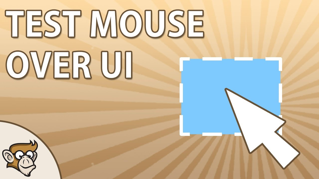 Quick Tip: Test Mouse over UI | Unity Tutorial