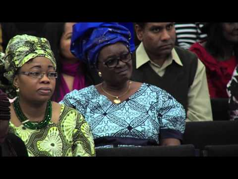 Dr. Albert Odulele on Gender Differences, Glory House, 6 March 2016, part 1