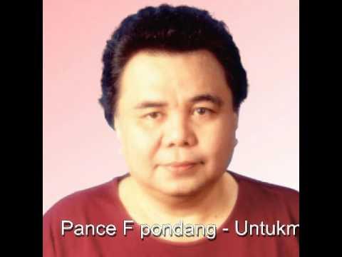 Pance F Pondaag   untukmu