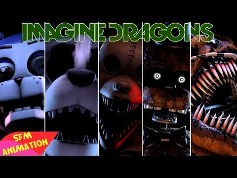 "MineCraftGAMER - ""Imagine Dragons Mashup"" 