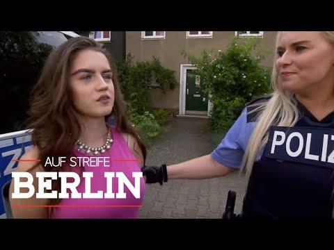 Leibliches Kind meldet sich nach 18 Jahren - Ist es Betrug?   Auf Streife - Berlin   SAT.1 TV