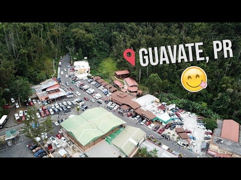 The Ultimate Roasted Pork Destination At La Ruta De Lechon Guavate Puerto Rico Youtube