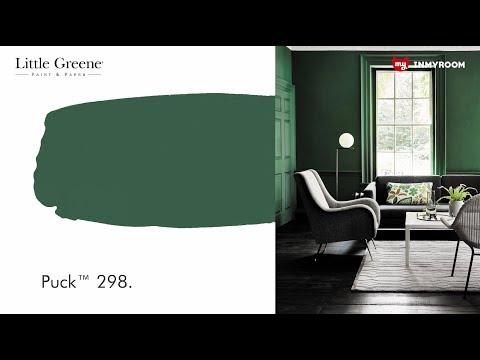 Зеленый цвет в интерьере: как правильно выбрать краску