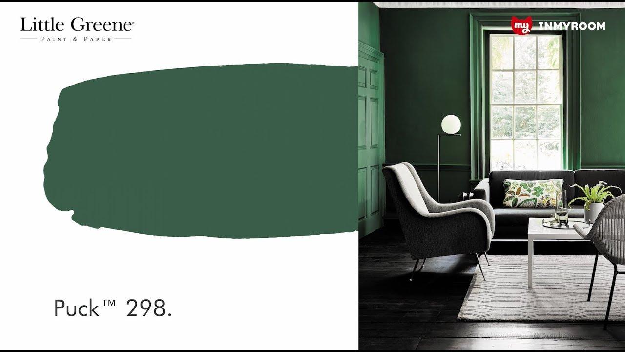 Зеленый цвет в интерьере: как правильно выбрать краску ...