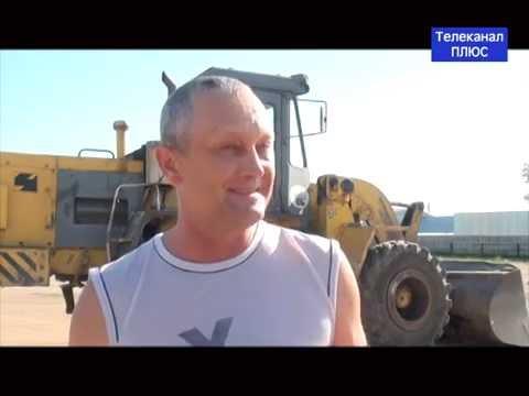 Лучший машинист погрузчика в Алтайском крае