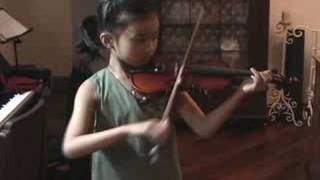 Dreaming of Home and Mother@violin