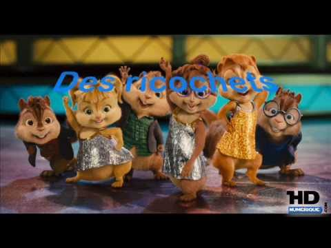 Paris Africa - Des Ricochets (Chipmunks version)