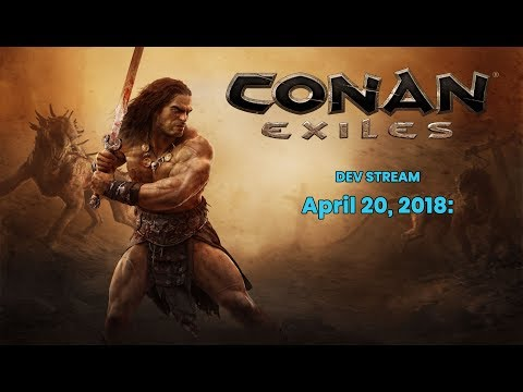 Conan Exiles Dev Stream - Combat talk and recent issues with Oscar