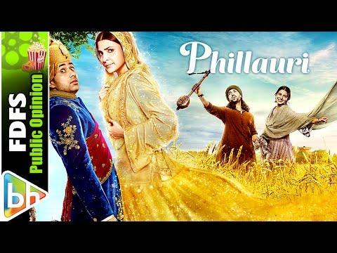 Phillauri Movie Public Review   First Day First Show   Anushka Sharma  Diljit Dosanjh   Suraj Sharma
