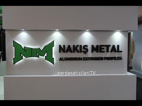 2018 CNR EVTEKS FUARI / NAKIŞ METAL