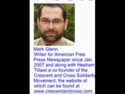 Israeli Mossad Marxist Front - TheSonsofLiberty1776 a.k.a Mark Glenn