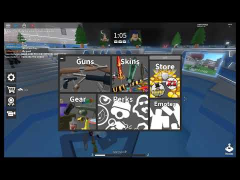 Roblox Silent Assassin Codes Youtube