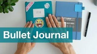 Как я веду ежедневник Bullet Journal в 2019. Система учета жизни