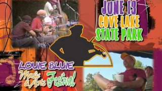 Louie Bluie Festival Revised