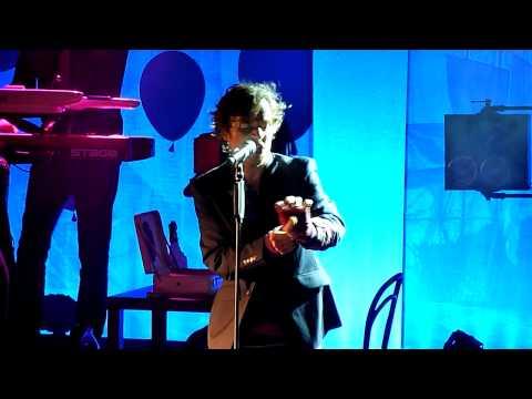 2011.11.5 Darren Hayes in Brisbane-Stupid Mistake