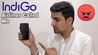 I Got A Call From Indigo Airline And What They Said | VBO Life | 2018