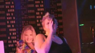 aretha franklin dr feelgood karaoke sang by jess