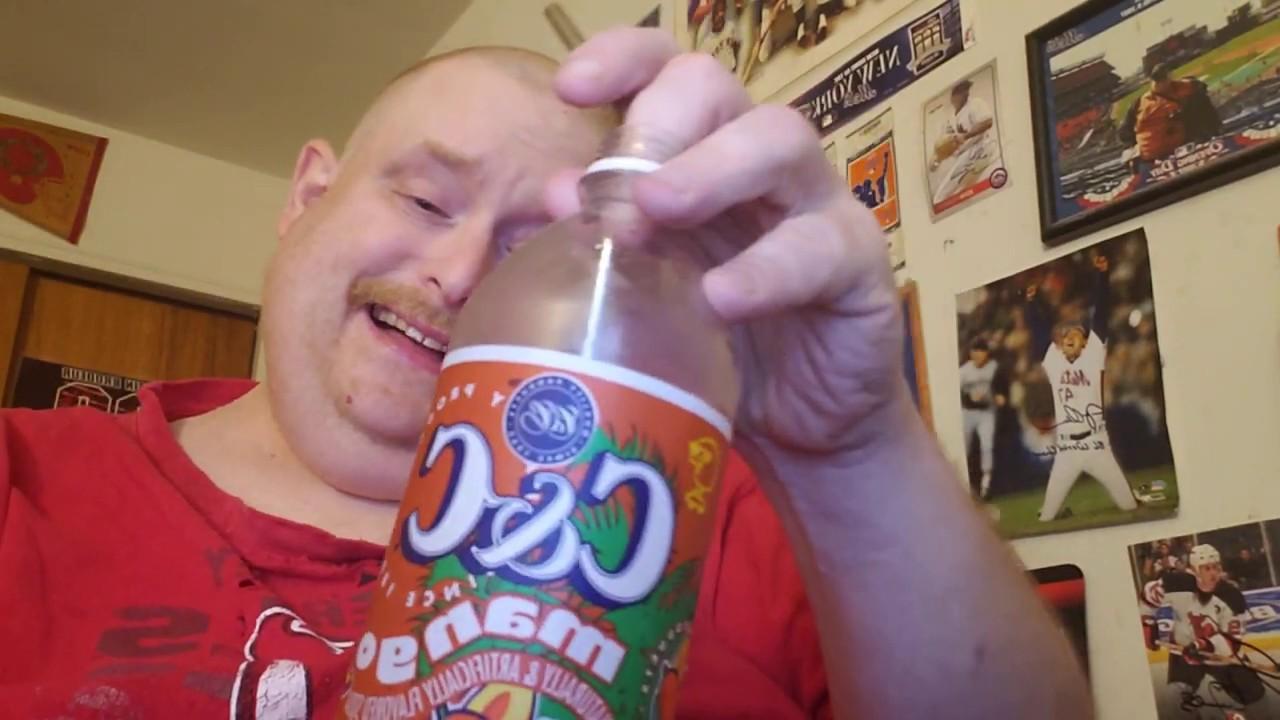 Tank's Taste Test C&C Mango Soda