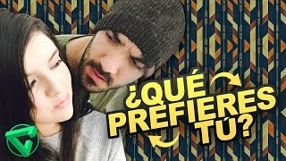 ¿QUÉ PREFIERES TÚ?   iTownGamePlay