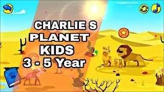 Kids game Charlies Planet (music only) 2018 Android, iphone & ipad