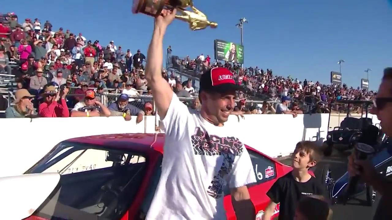 2018 NHRA Arizona Nationals Super Street winner David Kiesel