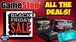 Black Friday 2019 Complete Gamestop Ad Revealed! Tons Of Gaming Deals!