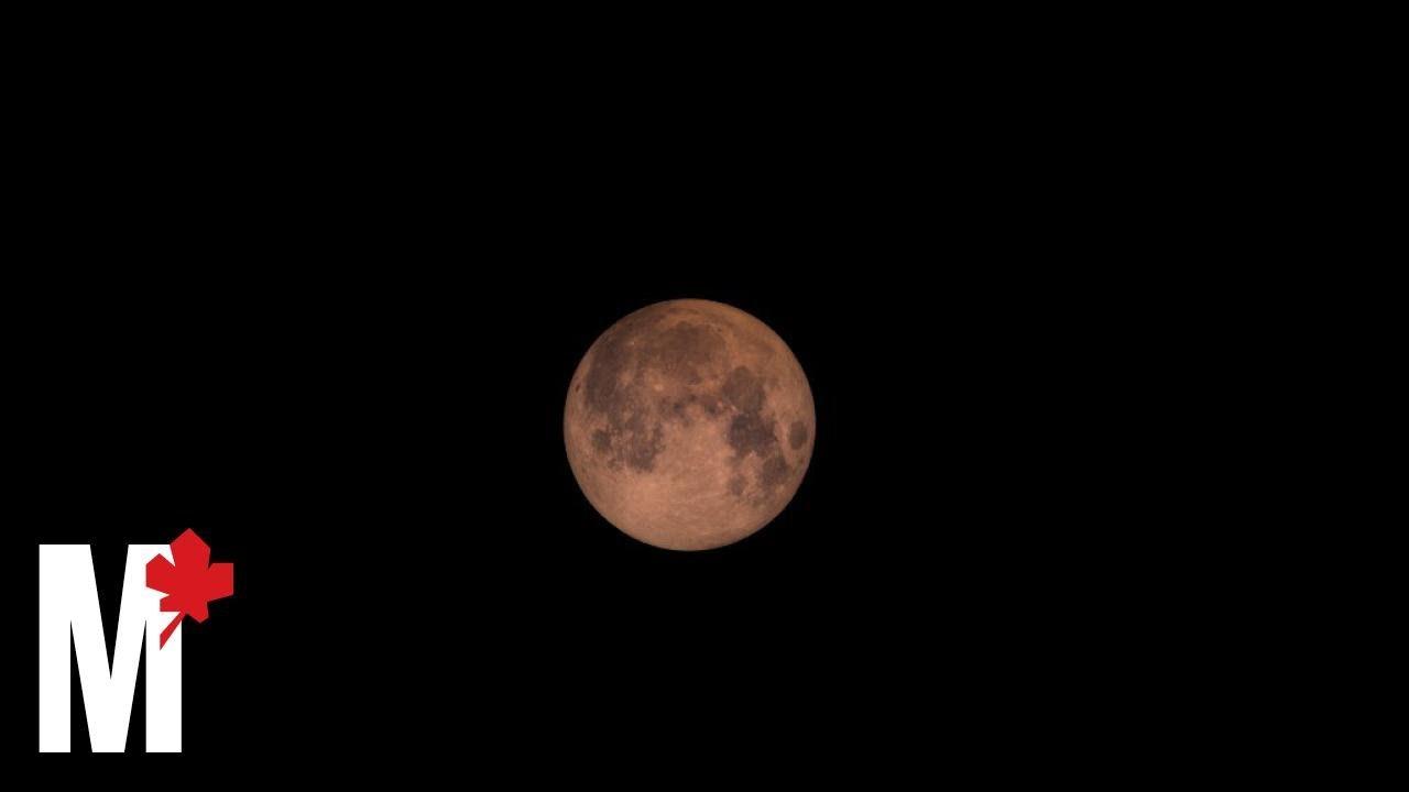 blood moon tonight canada - photo #10