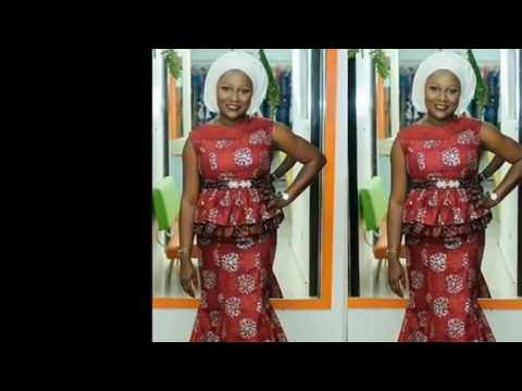 African Wedding Dress Styles   Trendy Fashions For African Ladies