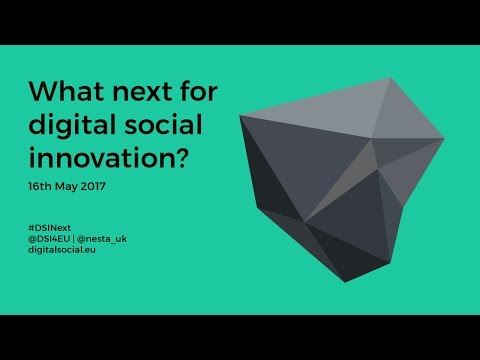 What next for digital social innovation?