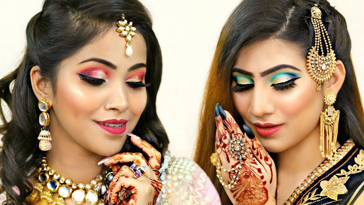 HINDU vs MUSLIM – Wedding Guest MAKEUP Look   #GRWM #Fun #Anaysa