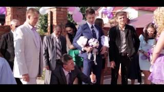 SDE свадьба Евгения и Ольги 24.08. 13г.