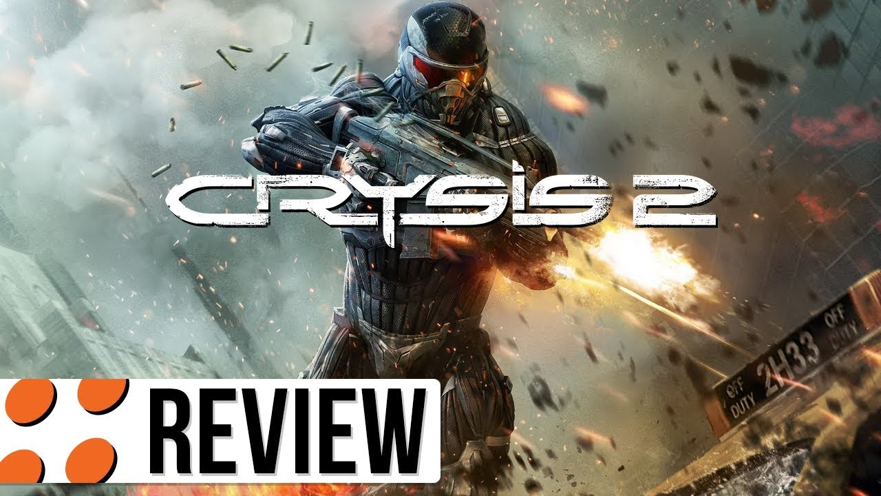 Crysis 2 for PC Video Review