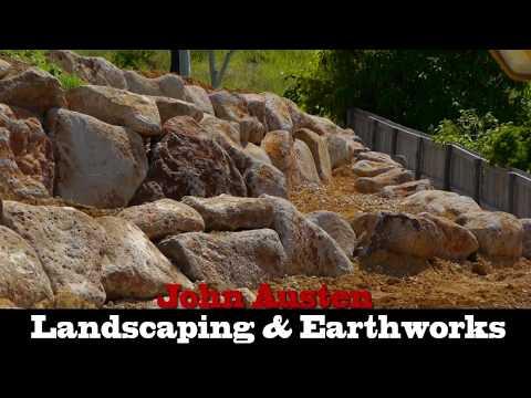 John Austen Landscaping and Earthworks