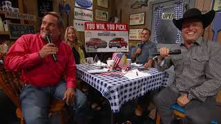 BootDaddy Larry's Country Diner - September 20,  2018 - American Made Double H Boots